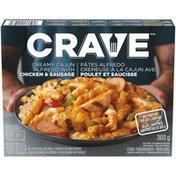 Crave Creamy Cajun Alfredo with Chicken & Sausage