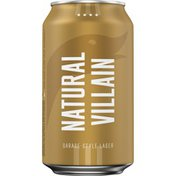 Goose Island Beer Co. Natural Villain Garage-Style Lager Beer Cans