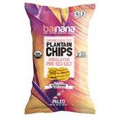 Barnana Organic Himalayan Pink Salt Plantain Chip
