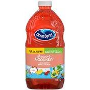 Ocean Spray Cranberry Apple Peach Flavor Juice Beverage