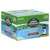 Green Mountain Coffee, Medium Roast, Nantucket Blend, K-Cup Pods