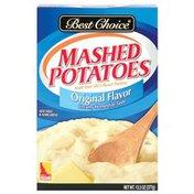 Best Choice Original Flavor Mashed Potatoes