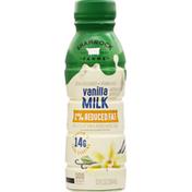 Shamrock Farms Milk, 2% Reduced Fat, Vanilla