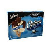 Chapman's Sweet Options Frozen Vanilla Yogurt Bar