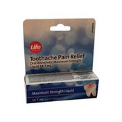 Life Brand Liquid Mouth Pain Relief