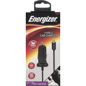 Energizer Car Charger, Type-C