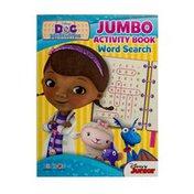 Bendon Disney Doc McStuffins Jumbo Activity Book Word Search