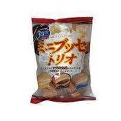 Tenkei Choco Vanilla Cheese Cream Pie