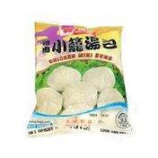 Wei Chuan Frozen Pork Mini Buns