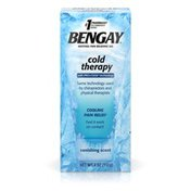 Bengay Cold Therapy Pain Relieving Gel With Pro-Cool Technology