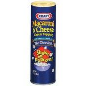 Kraft Macaroni & Cheese Cheese Topping
