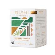 Rishi Tea Herbal Tea, Organic, Turmeric Mango, Bags