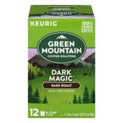 Green Mountain Coffee Dark Roast Coffee Dark Magic