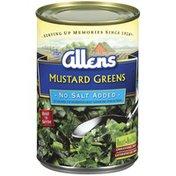 Allens No Salt Added Mustard Greens