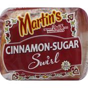 Martin's Potato Bread, Swirl, Cinnamon-Sugar