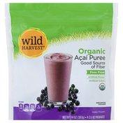 Wild Harvest Acai Puree, Organic