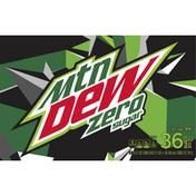 Mtn Dew Citrus Zero Calorie Soda