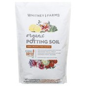 Whitney Farms Potting Soil, Organic