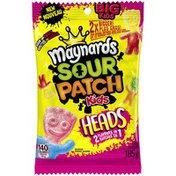 Maynards Sour Patch Kids Sour Patch Kids Heads Maynards Sour Patch Kids Heads Candy