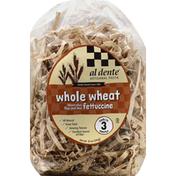 Al Dente Fettuccine, Whole Wheat Blend