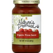 Nature's Promise Pizza Sauce, Organic