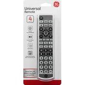 GE Remote, Universal, 4 Device