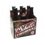 Schell's Firebrick, Bottles