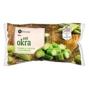 Southeastern Grocers Cut Okra