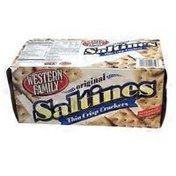 Western Family Original Saltines