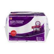 SB Ultra Premium Bath Tissue Soft & Strong - 36 CT