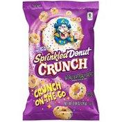 Cap'N Crunch Sprinkled Donut Cereal
