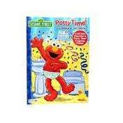Bendon Publishing Sesame Street Potty Time! Coloring & Activity Book