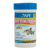 API Bottom Feeder Premium Shrimp Pellet Food Size