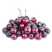 Washed Cherries In Bowl