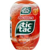Tic Tac Mints, Orange