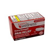 Family Wellness Ready in Case Acetaminophen Pain Reliever