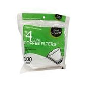 Best Choice #4 Cone Coffee Filter