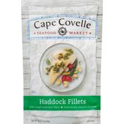 Cape Covelle Seafood Market Haddock, Fillets