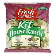 Fresh Express Salad, House Ranch Kit
