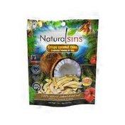 Natural Sins Crispy Coconut Chips