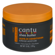 Cantu Men's Leave-in Conditioner Shea Butter