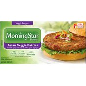 Morning Star Farms Asian Veggie Patties Veggie Burgers