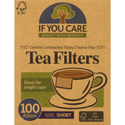 If You Care Tea Filters, Short