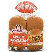 Brownberry/Arnold/Oroweat Sweet Hawaiian Sandwich Buns