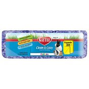 Kaytee Purple Clean & Cozy Bedding
