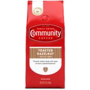 Community Coffee Toasted Hazelnut Ground Coffee