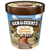 Ben & Jerry's Ice Cream Salted Caramel Core