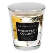 Aromascape Soy Wax Blend Candle Pineapple + Coconut