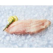 Previously Frozen Pacific Red Snapper Fillet