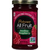 Polaner Seedless Raspberry Spreadable Fruit